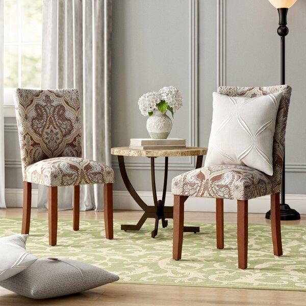 Azariah Parsons Chair (Set Of 2) By Charlton Home