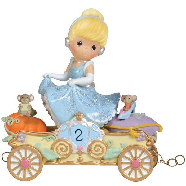 Bibbidi Bobbidi Boo Now You Re Two Figurine By Precious Moments.