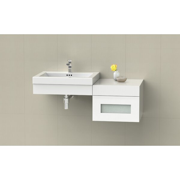 Adina 61 Double Bathroom Vanity Set by Ronbow
