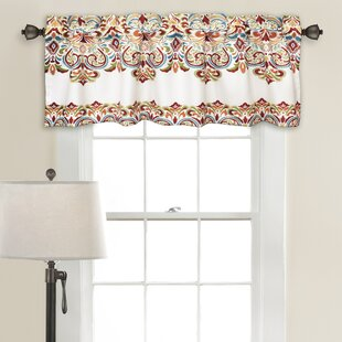 Bridgetown Room Darkening 52 Curtain Valance