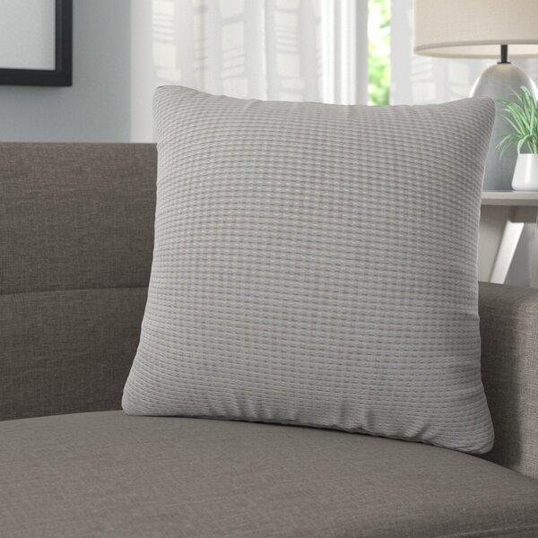 Kaylee Textured Woven Toss Throw Pillow (Set of 2) by Langley Street