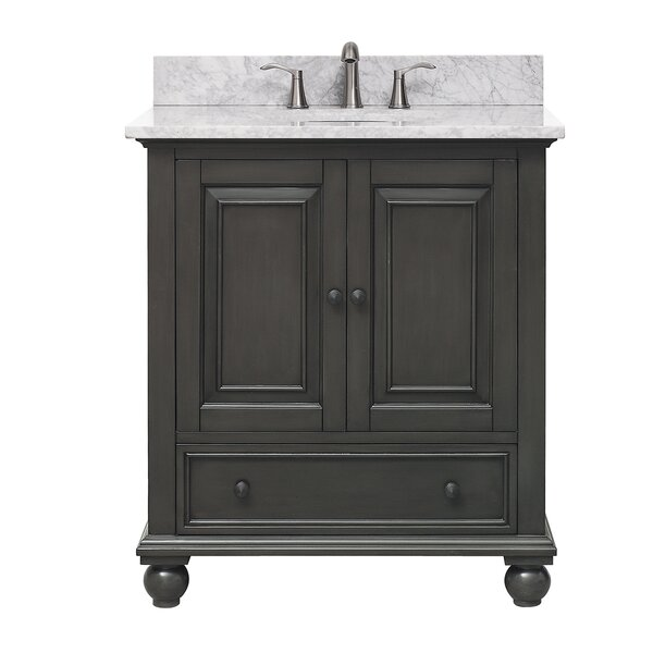 Samoset 31 Single Modern Bathroom Vanity Set by Gracie Oaks