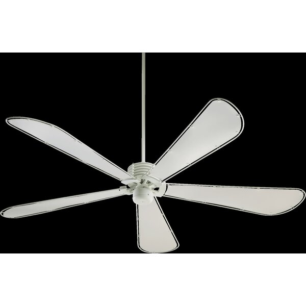 60 Dragonfly 5-Blade Ceiling Fan by Quorum