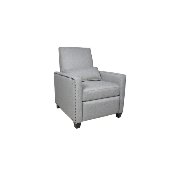 Kelston Manual Recliner by Darby Home Co