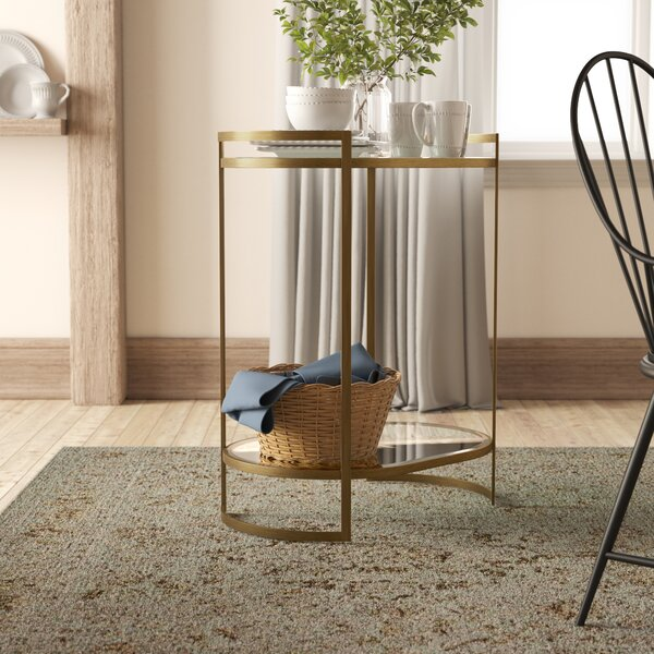 Gardner Bar Cart by Birch Lane Heritage Birch Lane™ Heritage