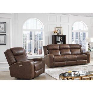 Miran Reclining Configurable Living Room Set by Red Barrel Studio®