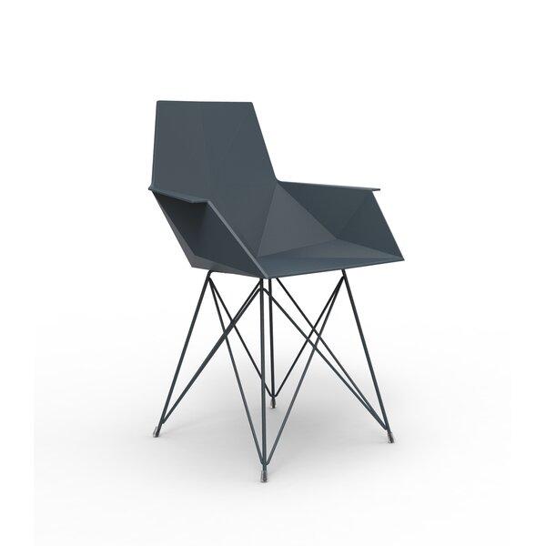 Faz Patio Dining Chair (Set of 4) by Vondom