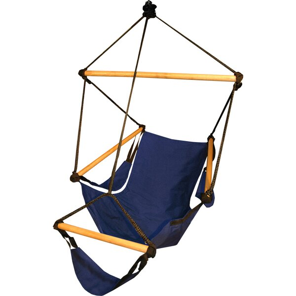 Crowell Polyester Chair Hammock by Beachcrest Home Beachcrest Home