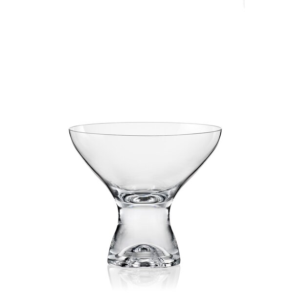 Samba 12 oz. Crystal Cocktail Glass (Set of 6) by David Shaw Silverware