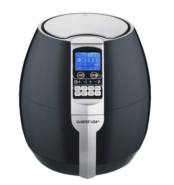 3.2-Liter Electric Air Fryer by GoWISE USA