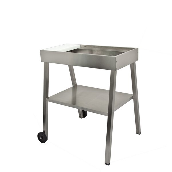 Portable Grill Cart by Kenyon