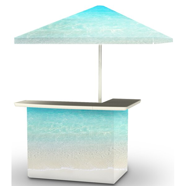 5 Piece Patio Home bar by Best of Times