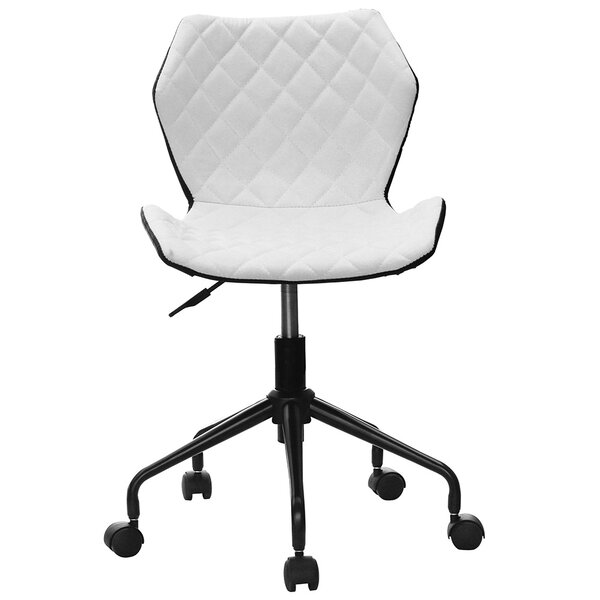 Cavett Modern Mid-Back Office Chair by Ebern Designs