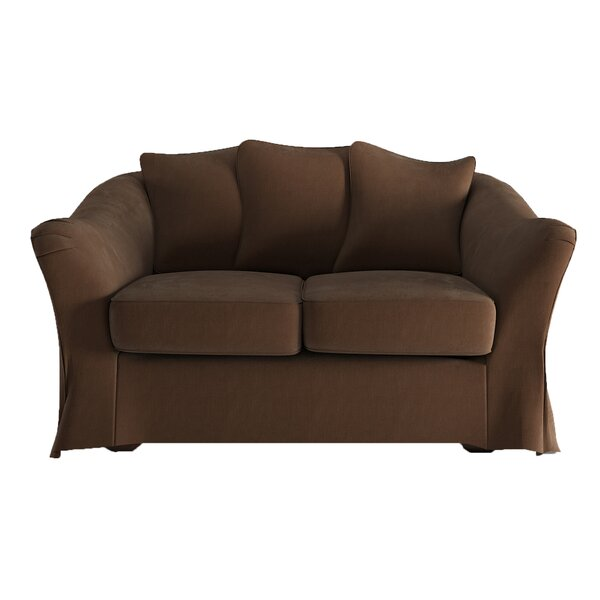 Temaraia Loveseat by Charlton Home