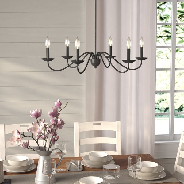 Farell 6-Light Chandelier by Gracie Oaks