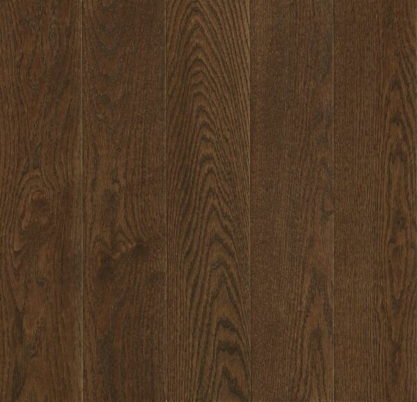 5 Engineered Oak Hardwood Flooring in Cocoa Bean by Armstrong Flooring