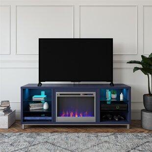Tv Stand Navy Blue Wayfair