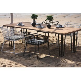 Pemberton 5 Piece Teak Dining Set By Brayden Studio
