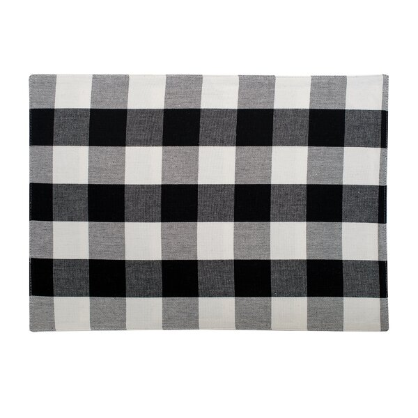 Oneonta Placemat (Set of 6) by Laurel Foundry Modern Farmhouse