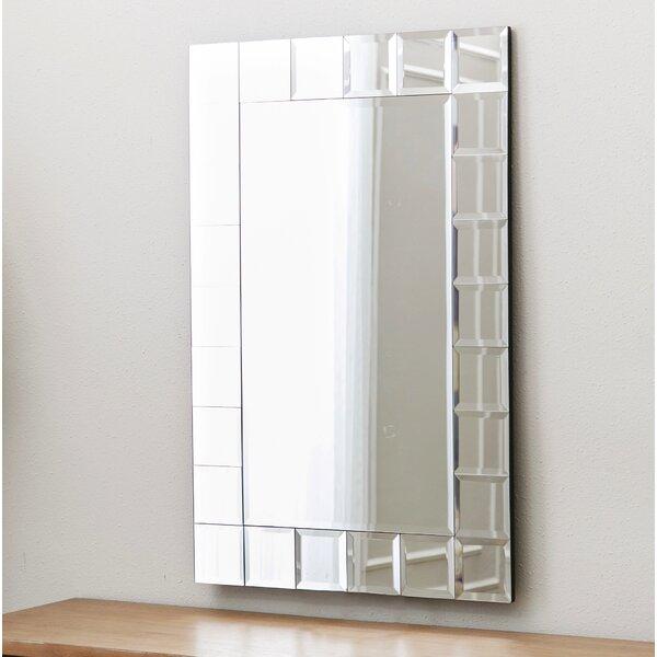Rectangle Wall Mirror by Latitude Run