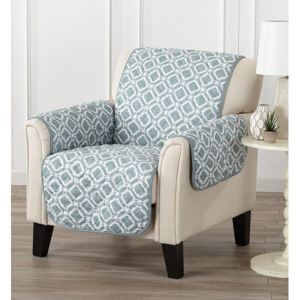Box Cushion Armchair Slipcover by George Oliver