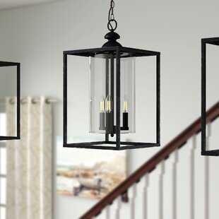 Affordable Price Didmarton 3-Light Square/Rectangle Pendant By Darby Home Co