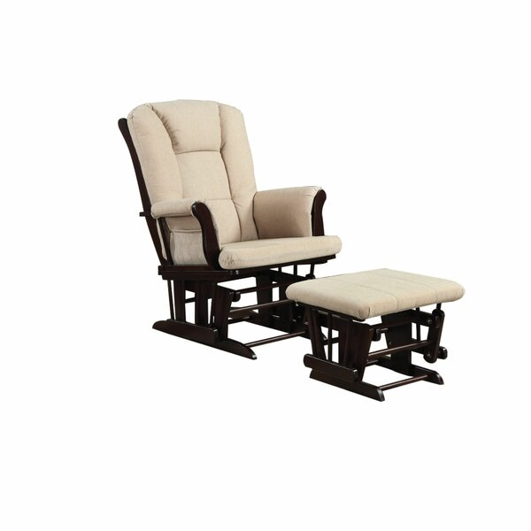 Boisvert Lounge Chair and Ottoman by Harriet Bee