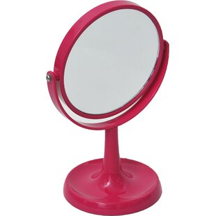 Compare prices Magnifying Dual Sided Vanity Mirror By Evideco