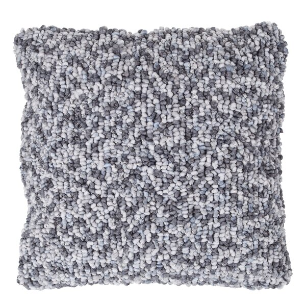 Rabun Textured Loop Throw Pillow by Greyleigh