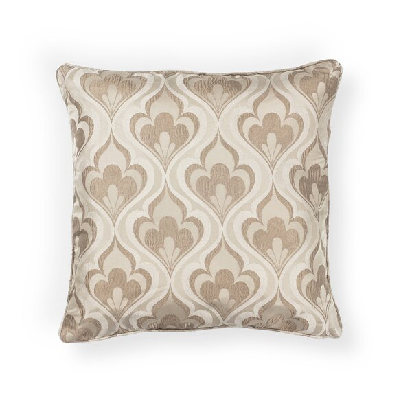 Sylvania Flames Indoor/Outdoor Throw Pillow by Darby Home Co