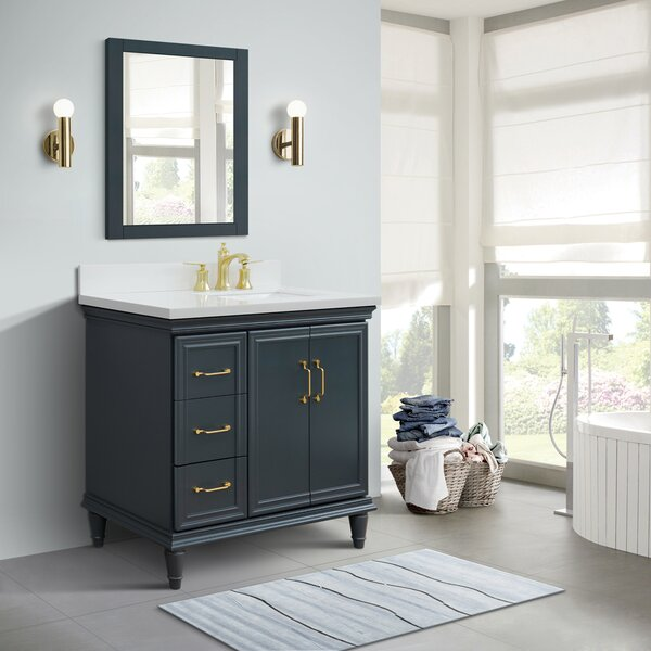 Lochinvar 37 Single Bathroom Vanity Set
