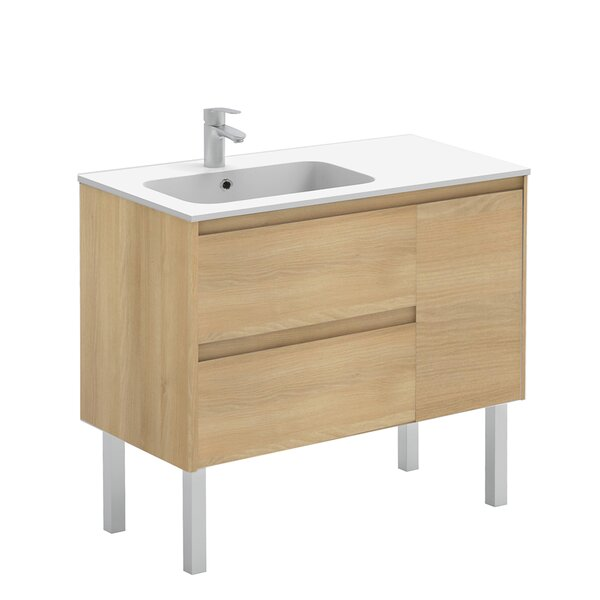 Ambra 36 Single Bathroom Vanity Set by WS Bath Collections