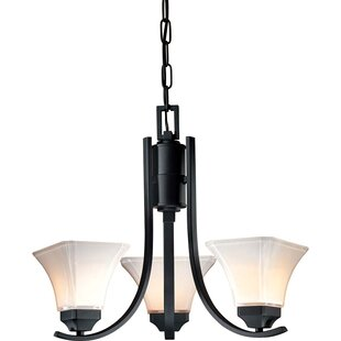 Buying By rnes 3-Light Shaded Chandelier By Three Posts