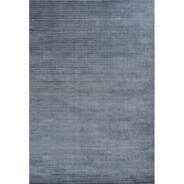 Charm Hand-Loomed Blue Area Rug by Linie Design