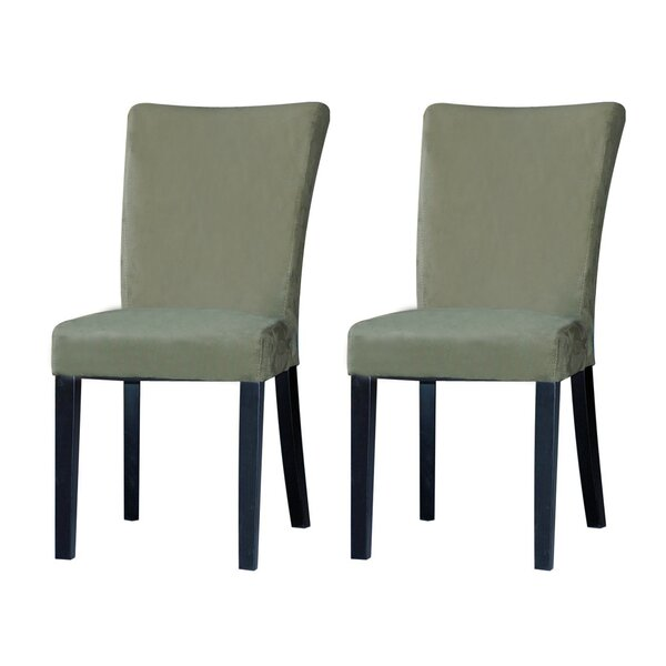 Monica Parson Chair (Set of 2) by Chintaly Imports
