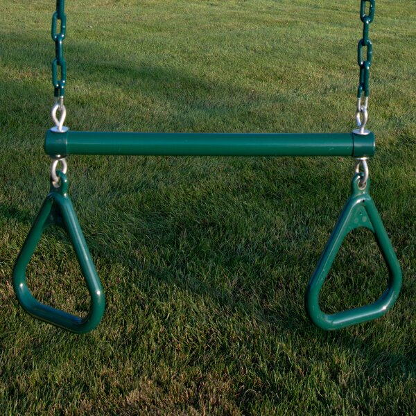 Heavy Duty Trapeze by Swing-n-Slide