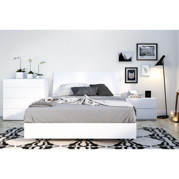 Ashe Platform 3 Piece Bedroom Set by Orren Ellis Orren Ellis