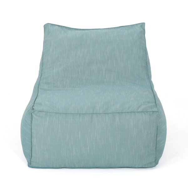 Outdoor Water Resistant Bean Bag Lounger by Ebern Designs
