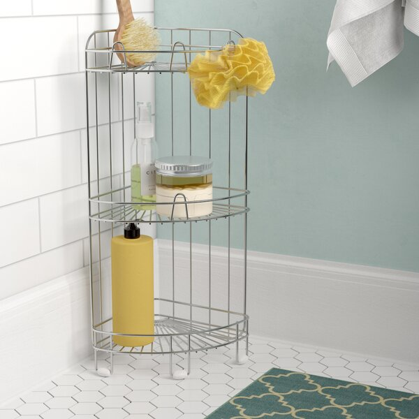 Neihoff Shower Caddy by Beachcrest Home