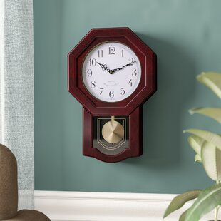 office large size floor clocks wayfair. Schaeffer Classic Schoolhouse Wall Clock Office Large Size Floor Clocks Wayfair