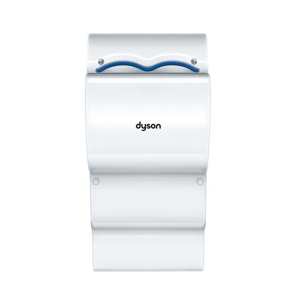dB Model AB 14 110-127 Volt Hand Dryer in White by Dyson