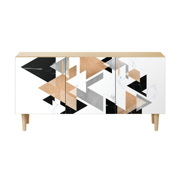 Mullins Buffet Table by Brayden Studio Brayden Studio