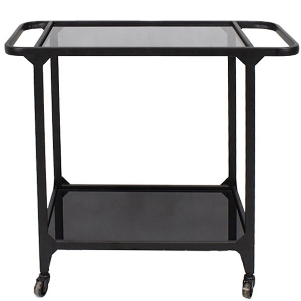 Muscogee Bar Cart by Ebern Designs