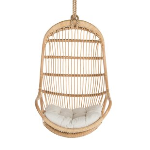 Superior Blucher Hanging Rattan Swing Chair
