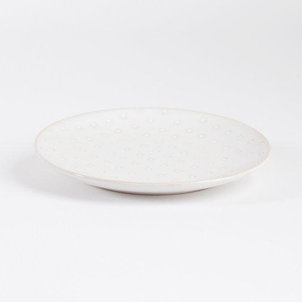 Circle 8 Plate (Set of 4) by Saro