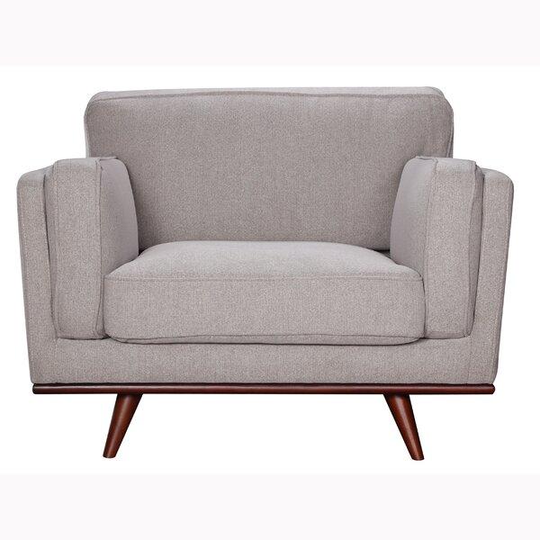 Carbonell Armchair by Corrigan Studio
