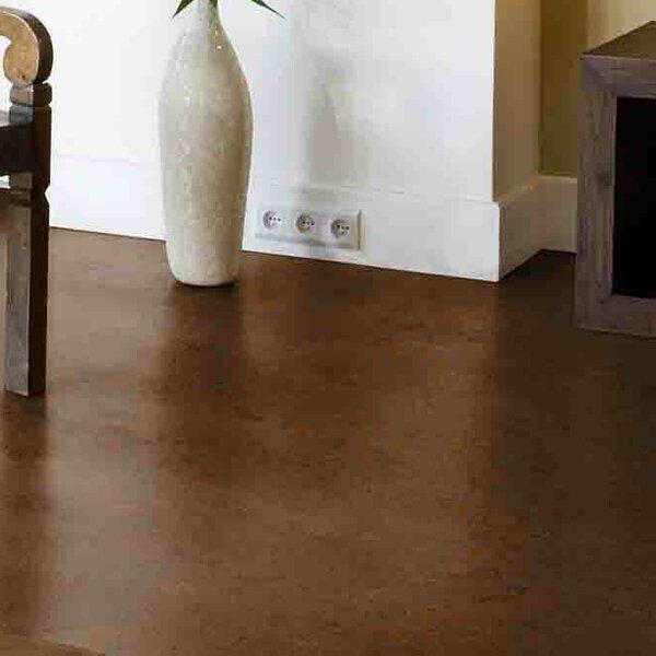 12 Tiles Cork Flooring in Cambro by Welles Hardwood