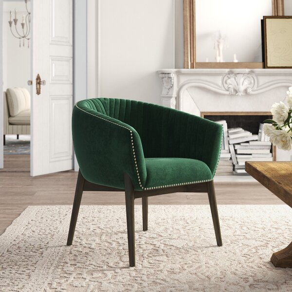 Encore Barrel Chair By Kelly Clarkson Home