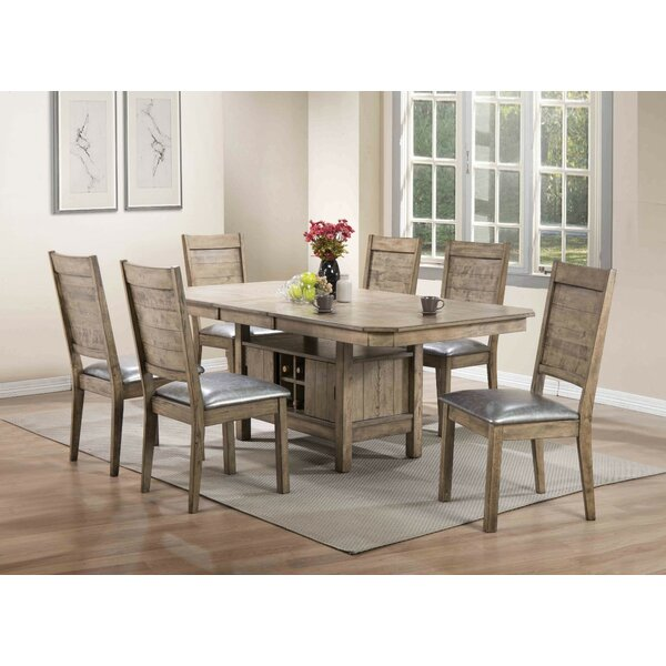 Worthley Drop Leaf Dining Table by Breakwater Bay