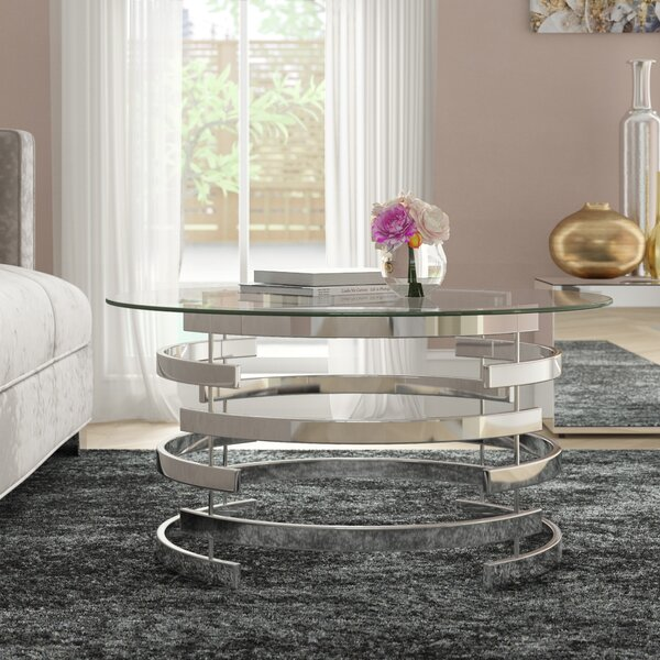 Daphne Coffee Table by Willa Arlo Interiors